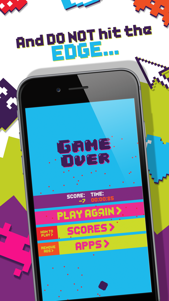 Download Pixel Dash from the App Store for FREE